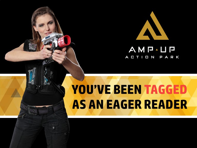 Amp Up Teams Up with Public Library
