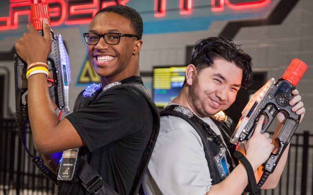 4 Simple Tips to Improve Your Laser Tag Game