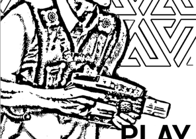 Play Laser Tag Amp Up coloring page