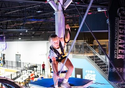 Ropes Course at Amp Up 2019
